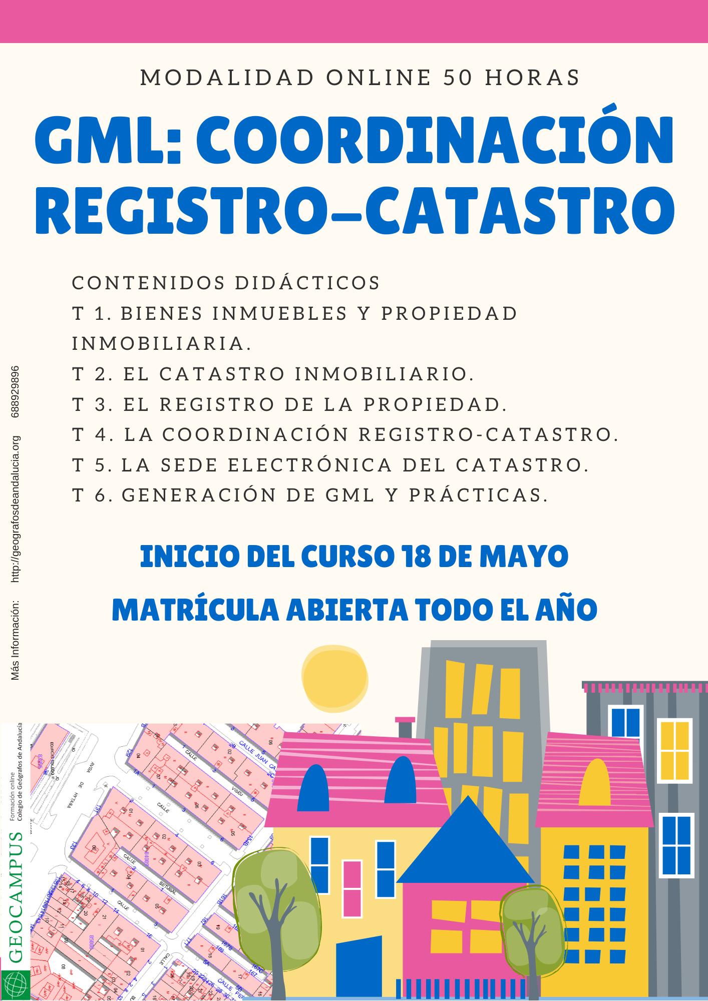 GML Coordinación Registro-Catastro